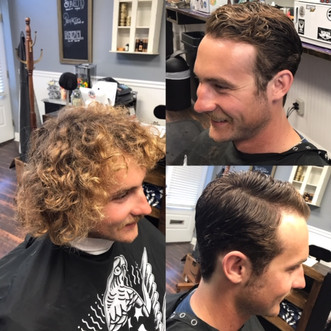 Ryan's Barber Shop- Claire Unger