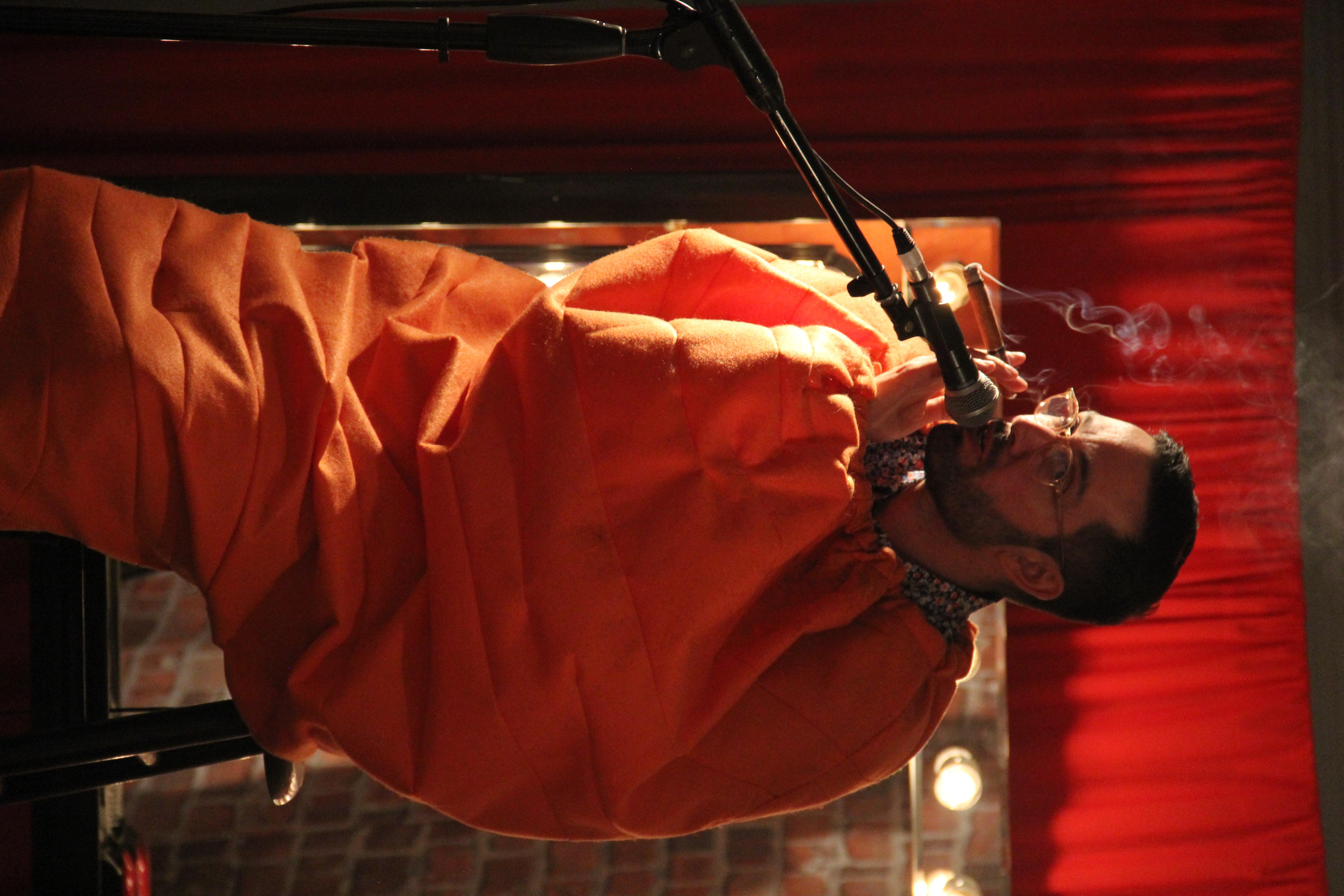 A. Prieto as Giant Carrot