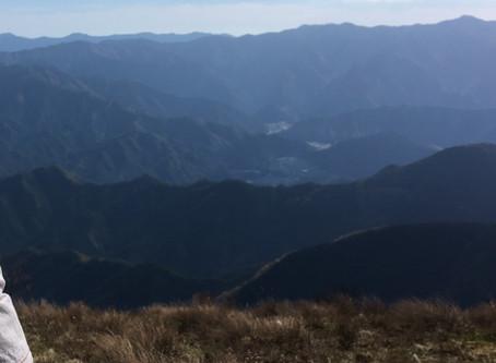 三峰山でリフレッシュ