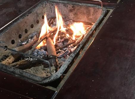 囲炉裏効果