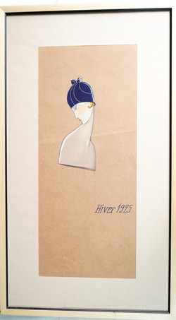 Collection de la Maison Jeanne Lanvin