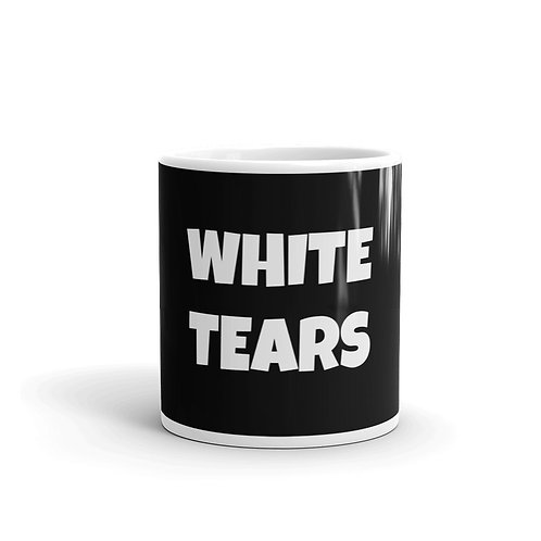 White Tears Mug