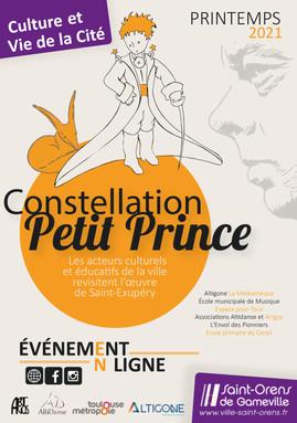 « Constellation Petit Prince »