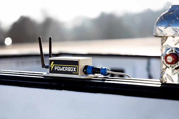 POWERTRAK Fleet Monitoring System