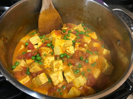 Butter Tofu