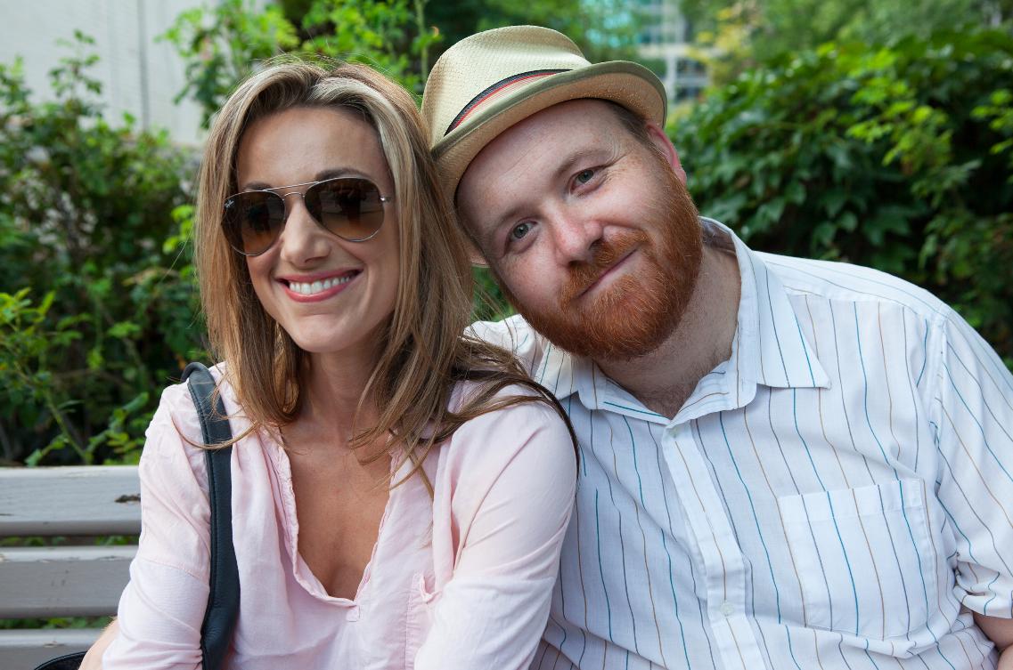 Zoie Palmer & Jeremy LaLonde