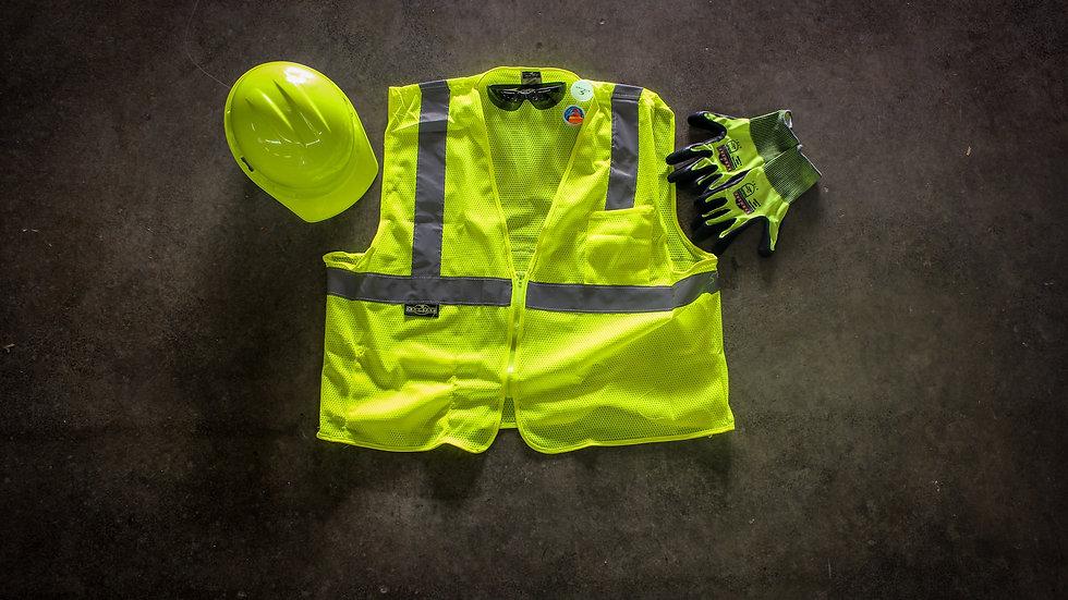 PPE Safety Gear Kit