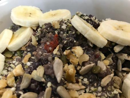 Protein-Packed Breakfast Quinoa