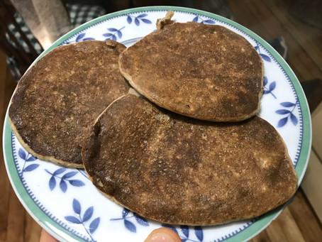 4 Ingredient Pancakes