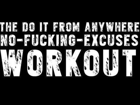 HOW DO I START WORKING OUT?