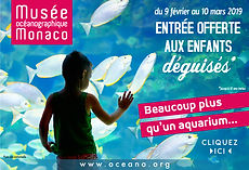 Carnival Celebration: Oceanographic Museum Monaco
