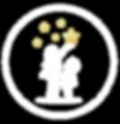 ROUND LOGO GOLD MATT STARS.png