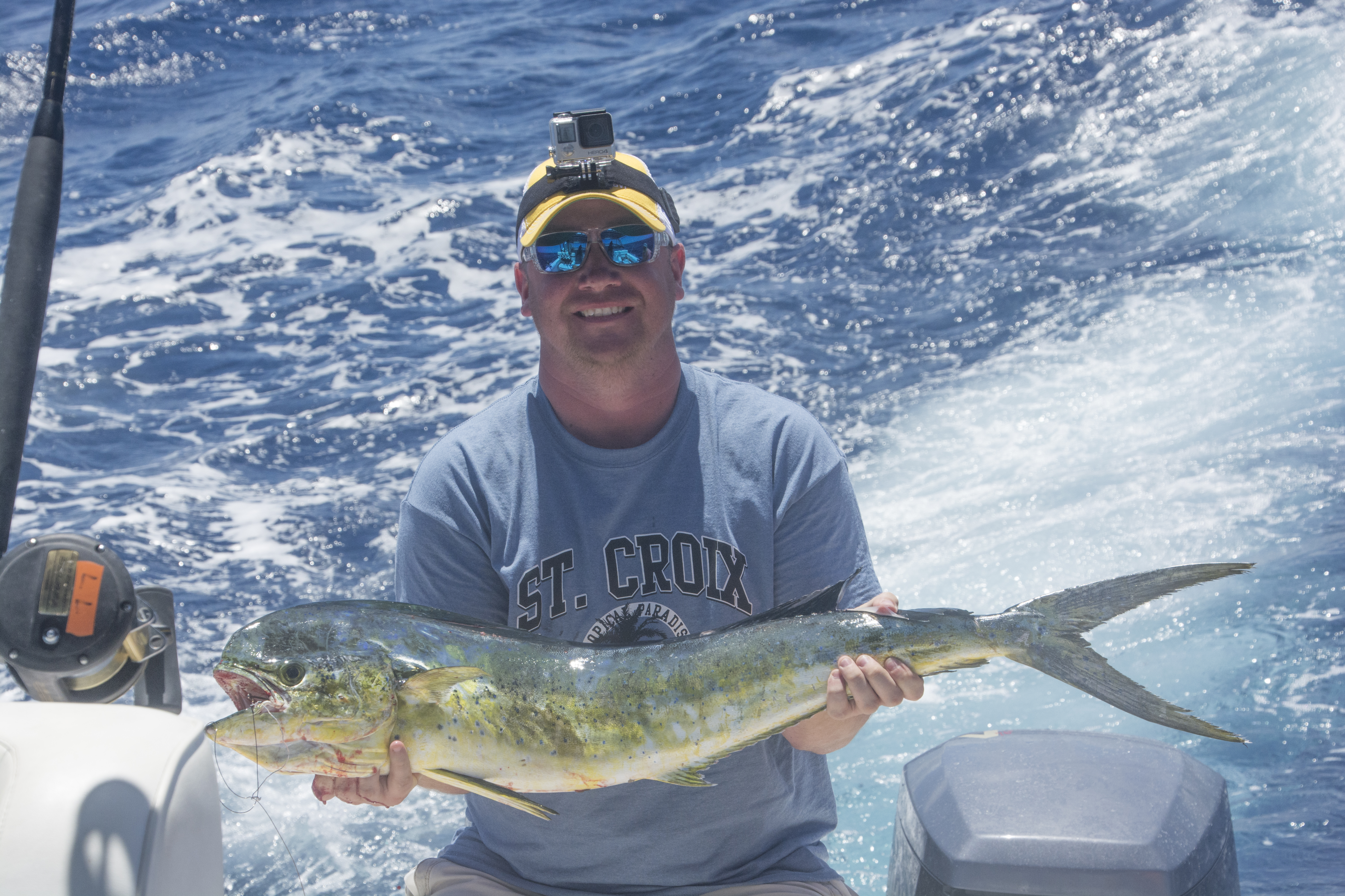 Fishing St. Croix - Deep Sea Island Charters-29
