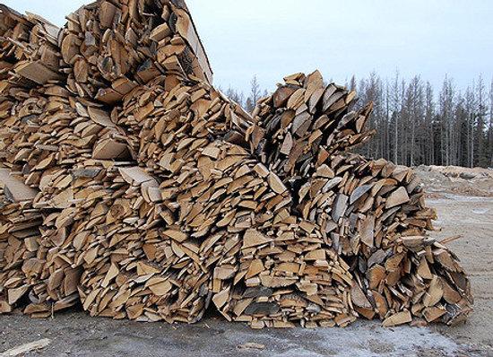 Face Cord-Slab Wood