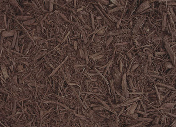 Chocolate Brown Mulch