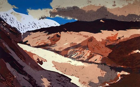 Rory Brooke, Khansgar Valley Screenprint.jpg