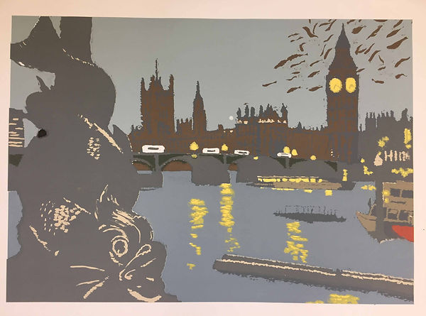 Rory Brooke Parliament 6th layer 5th Dec