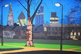 Rory Brooke, London Fields Sentinels