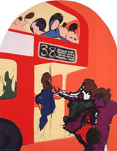 Rory Brooke, Bus Stop Assumption