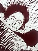 Rory Brooke, Isabel Sleeping