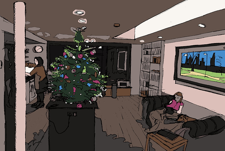 Rory Brooke, Christmas Kitchen.jpg