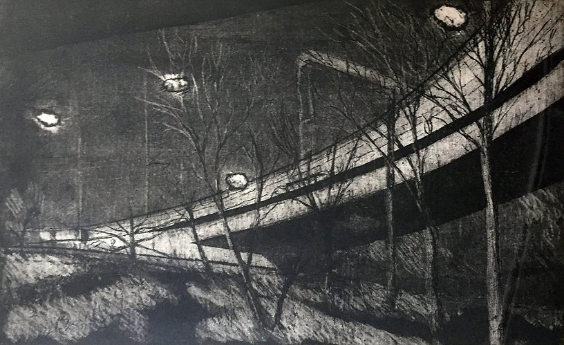 Rory Brooke, Motorway II Etching.jpg