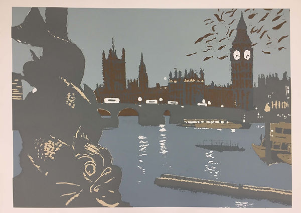 Rory Brooke Parliament 4th layer 28th No