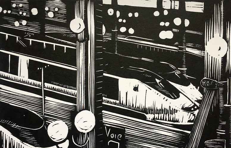 Rory Brooke, Gare du Nord