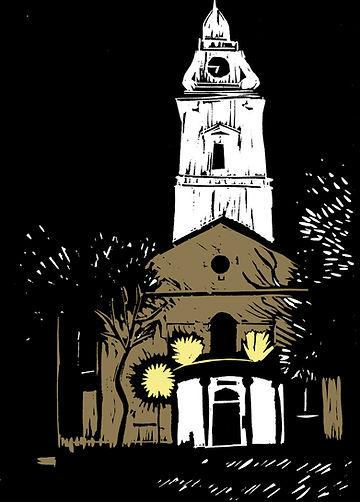 Rory Brooke, St John's Church