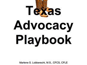 Updated Texas Advocacy Playbook