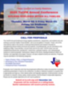 TxCFR 2020 Call for Proposals.png