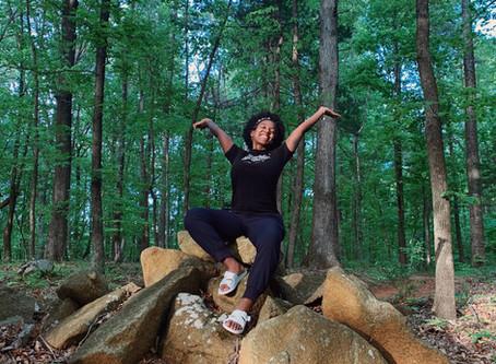Hiking while Vegan