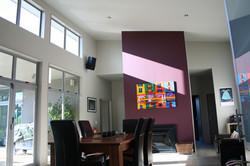 Boulton Residence Inside Living