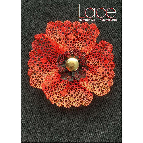Lace Magazine - issue 172 Autumn (October) 2018