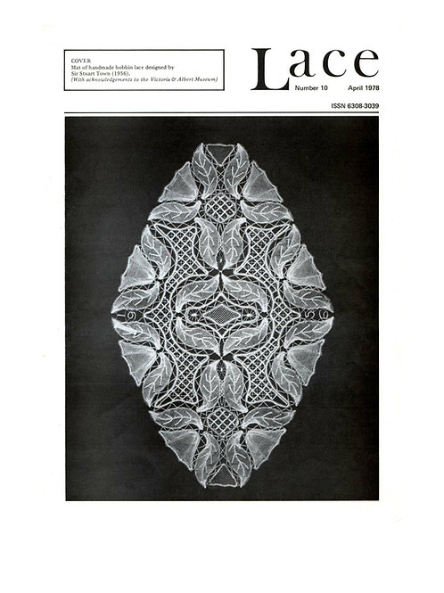 Lace issue 10 - April 1978