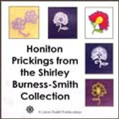 Honiton Prickings from the Shirley Burness-Smith Collection