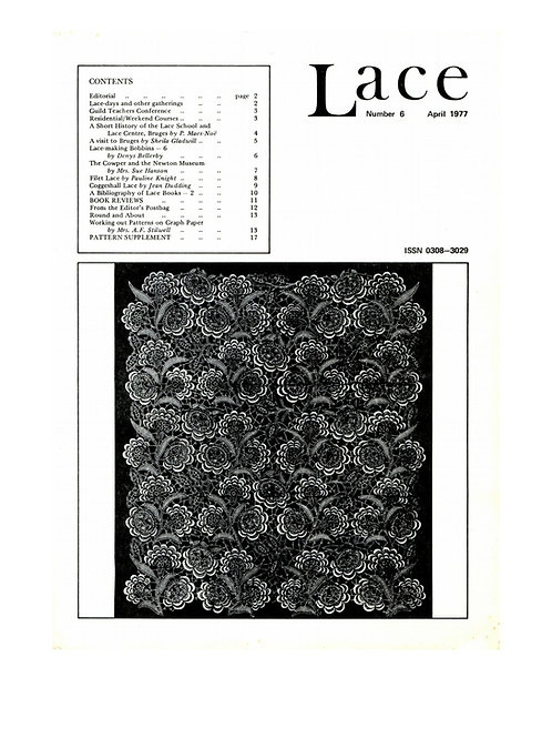 Lace issue 6 - April 1977