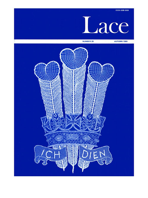 Lace issue 20 - October 1980