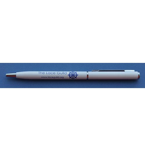 Lace Guild Pen