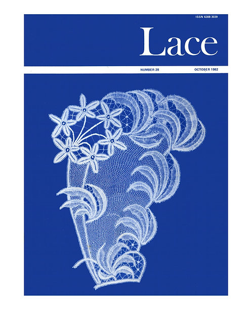 Lace issue 28 - October 1982