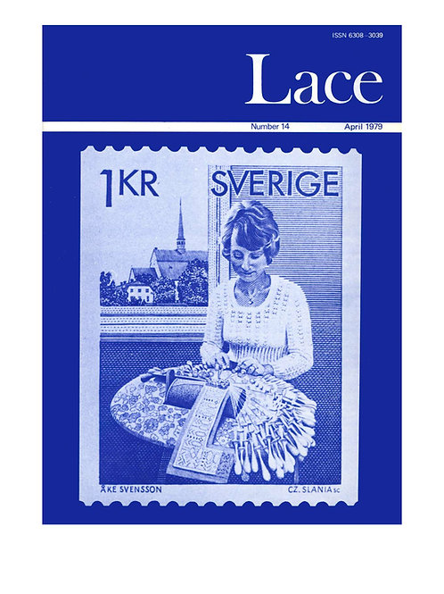 Lace issue 14 - April 1979
