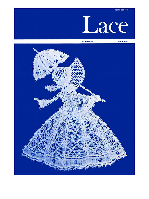 Lace issue 26 - April 1982
