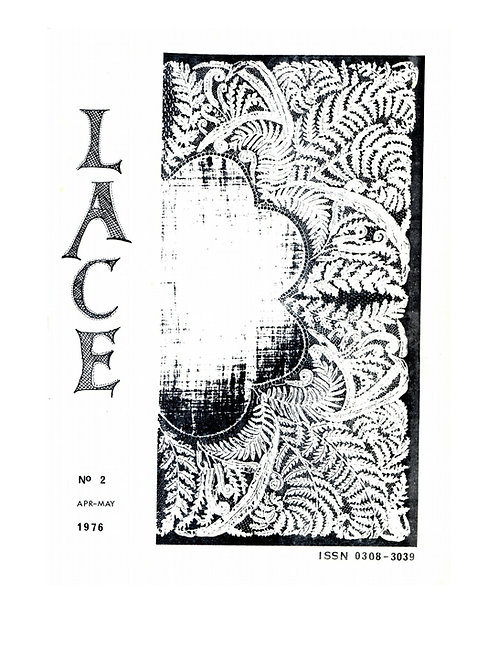 Lace issue 2 - April 1976