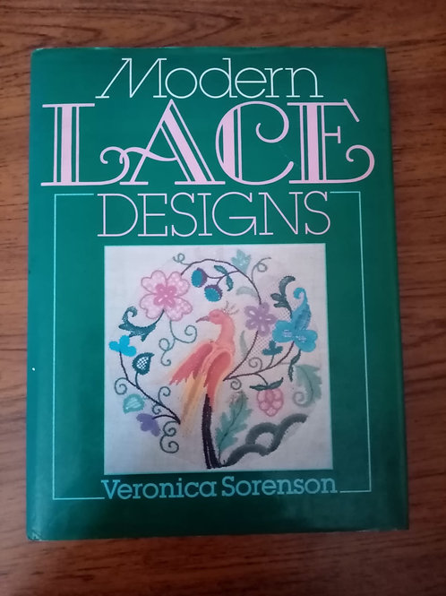 Modern Lace Designs by Veronica Sorenson