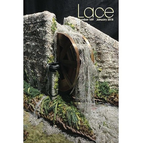 Lace Magazine - issue 169 Winter (January) 2018
