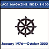 Lace Magazine Index: issues 1–100