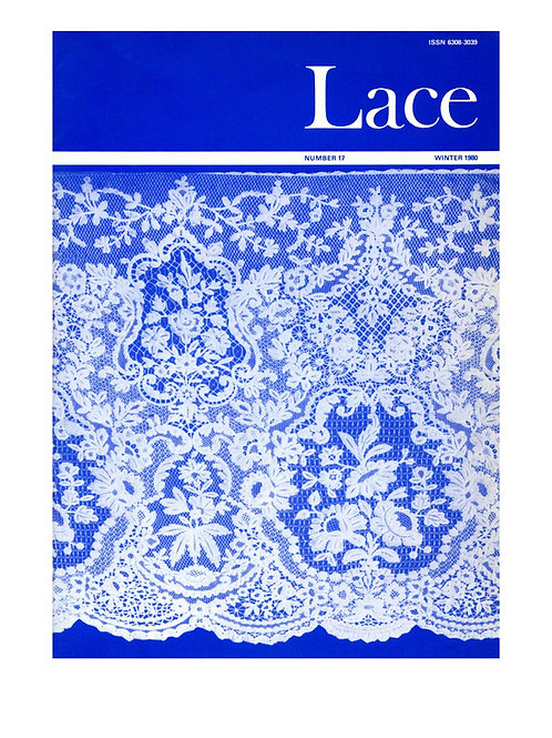 Lace issue 17 - January 1980