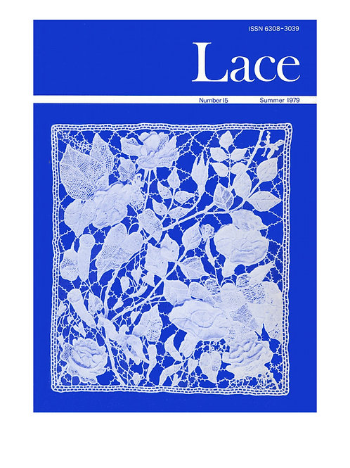 Lace issue 15 - July 1979