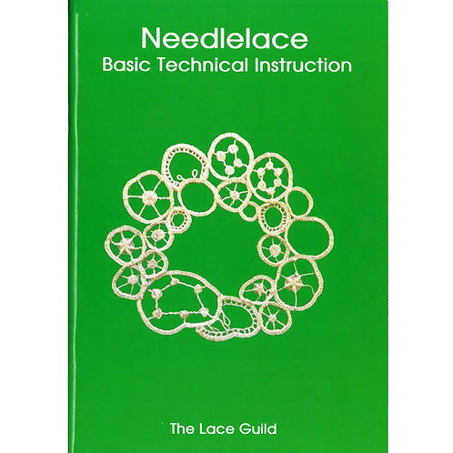 Needlelace - Basic Technical Instruction Book