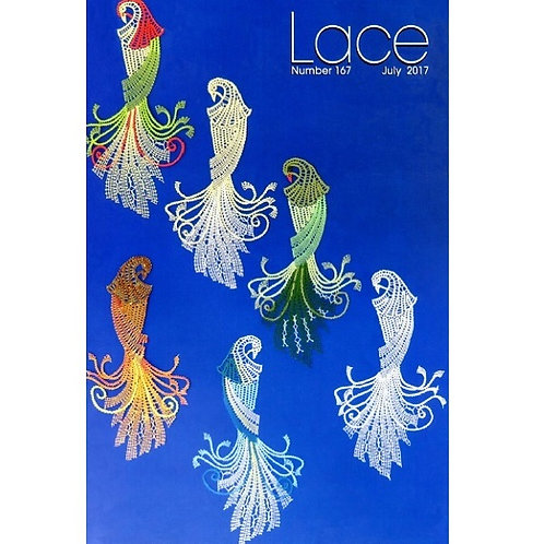 Lace Magazine - issue 167 Summer (July) 2017